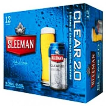 Sleeman Clear 16,99$