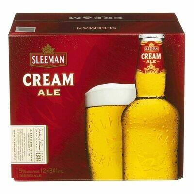Sleeman Cream Ale 16,99$