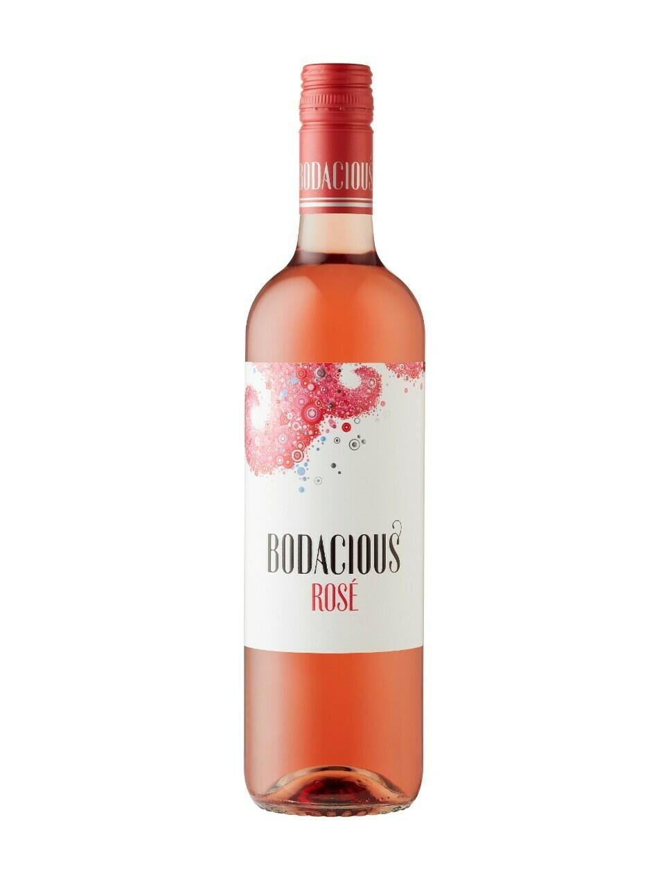 Bodacious Rosé 15,59$