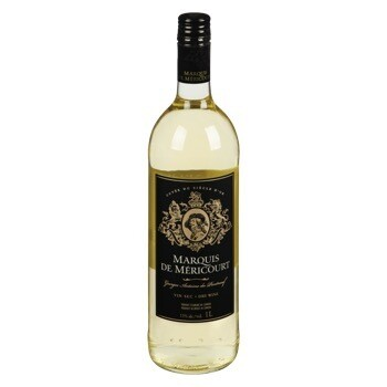 Marquis de Mericourt Blanc 13,89$