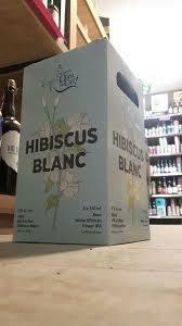 Hibiscus Blanc 10.99$