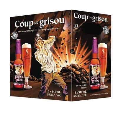 Coup de Grisou 13,99$