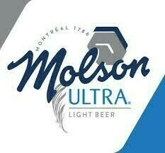 Molson Ultra 35,99$