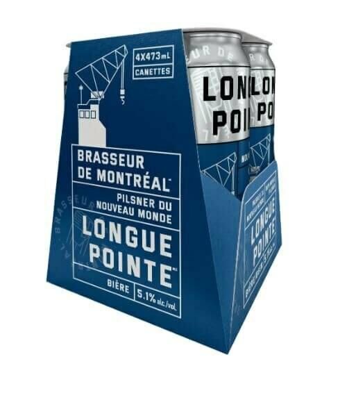 Longue Pointe 11.99$