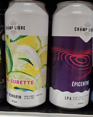 Champ Libre 5,99$