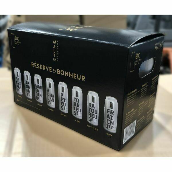 Brasserie Maltco 8-pack mixte 23,99$