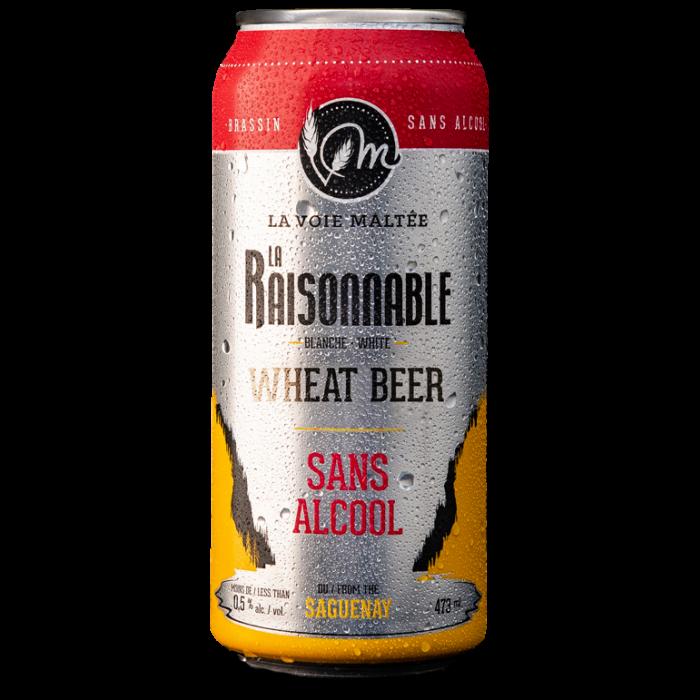 La Raisonnable Sans Alcool 3.99$