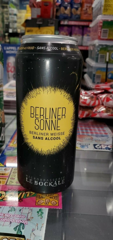 Berliner Soone Sans Alcool 5.99$
