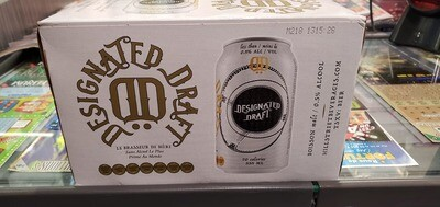 Designated Draft sans Alcool 7,99$
