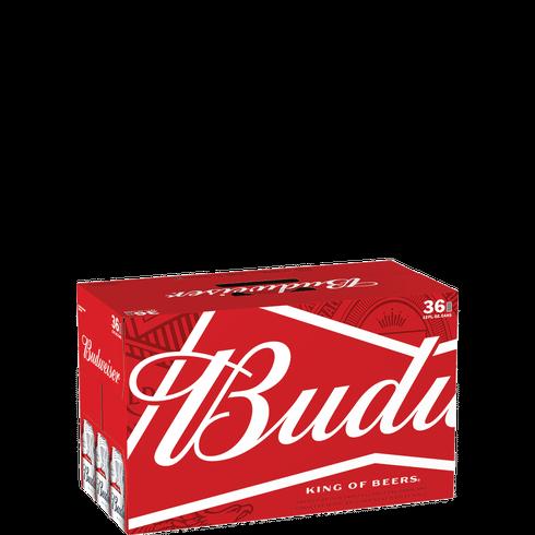 30 X Budweiser 42,99$