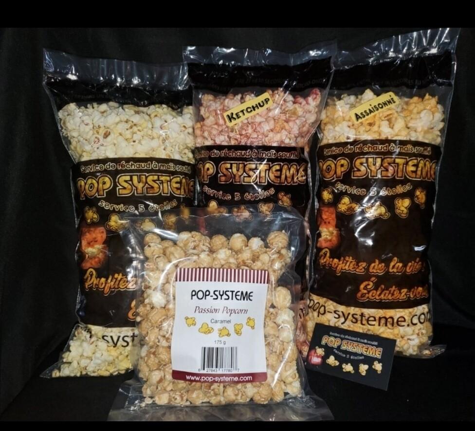 Popcorn Pop Systeme