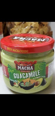Guacamole Macha