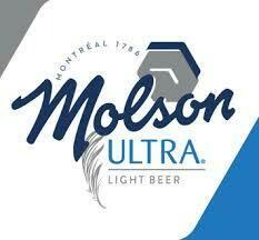 Molson Ultra 18,99$