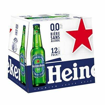 Heineken Sans Alcool 21,99$