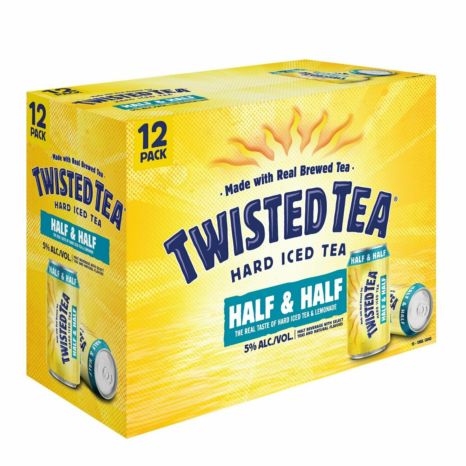 Twisted Tea au choix 18.99$
