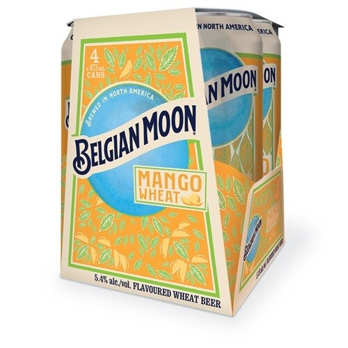 Belgian Moon Mango Wheat 13.99$