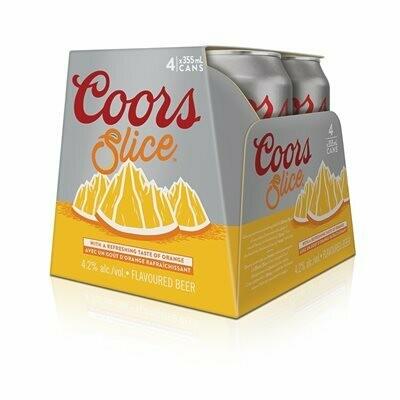 Coors Slice  9,99$