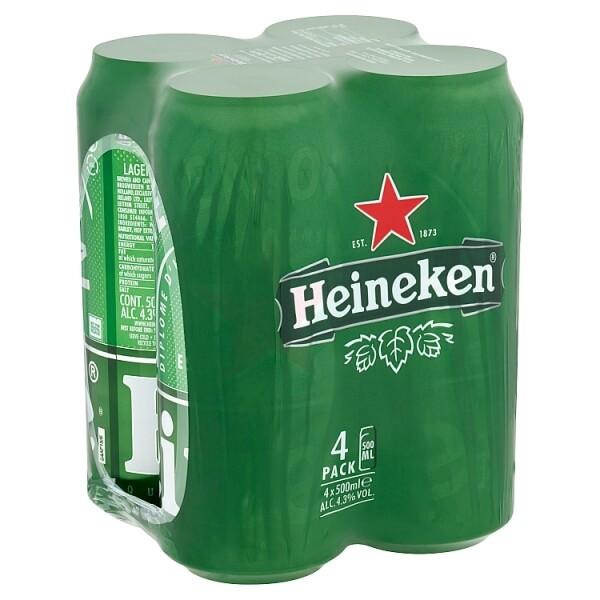 Heineken 13.99$
