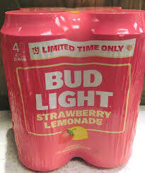 Bud Light au choix 13.99$