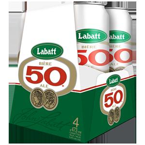 Labatt 50 11,99$
