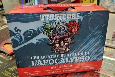 Quatre Surfers de L'Apocalypso 28,99$