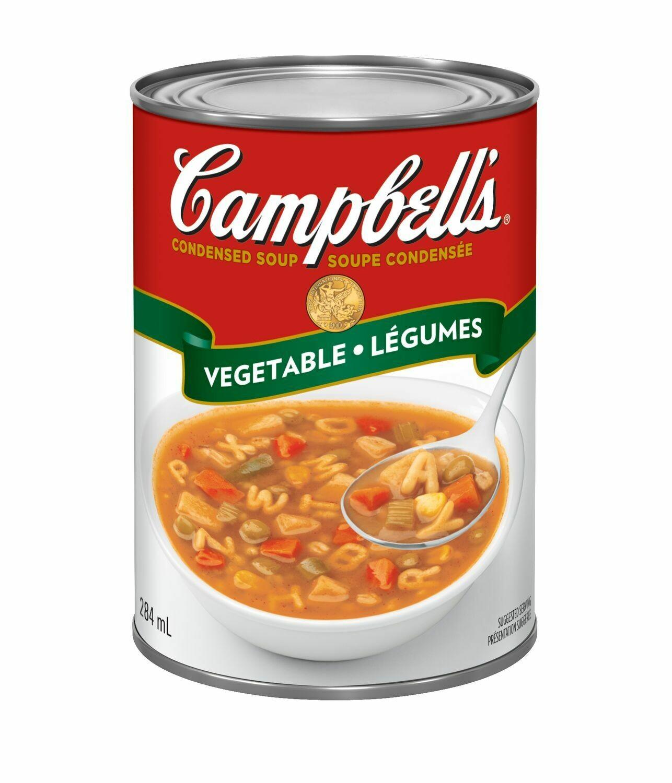 Soupe Campbell au choix 284ML