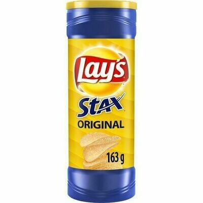 Croustilles Lays Stax 163G 3.49$