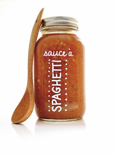 Sauce Spaghetti maison au choix