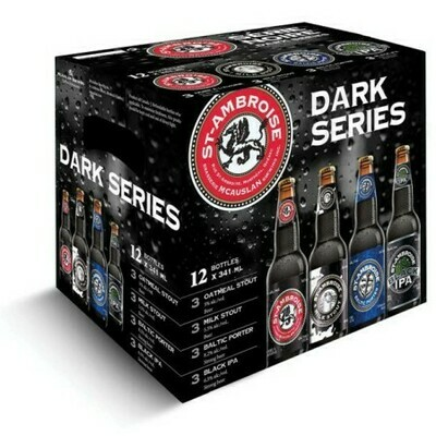 St-Ambroise Dark Series 18.99$