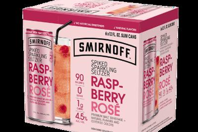 Smirnoff Seltzer 6-pack