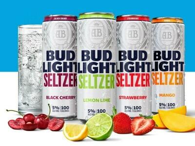 Bud Light Seltzer 2 pour 7,49$