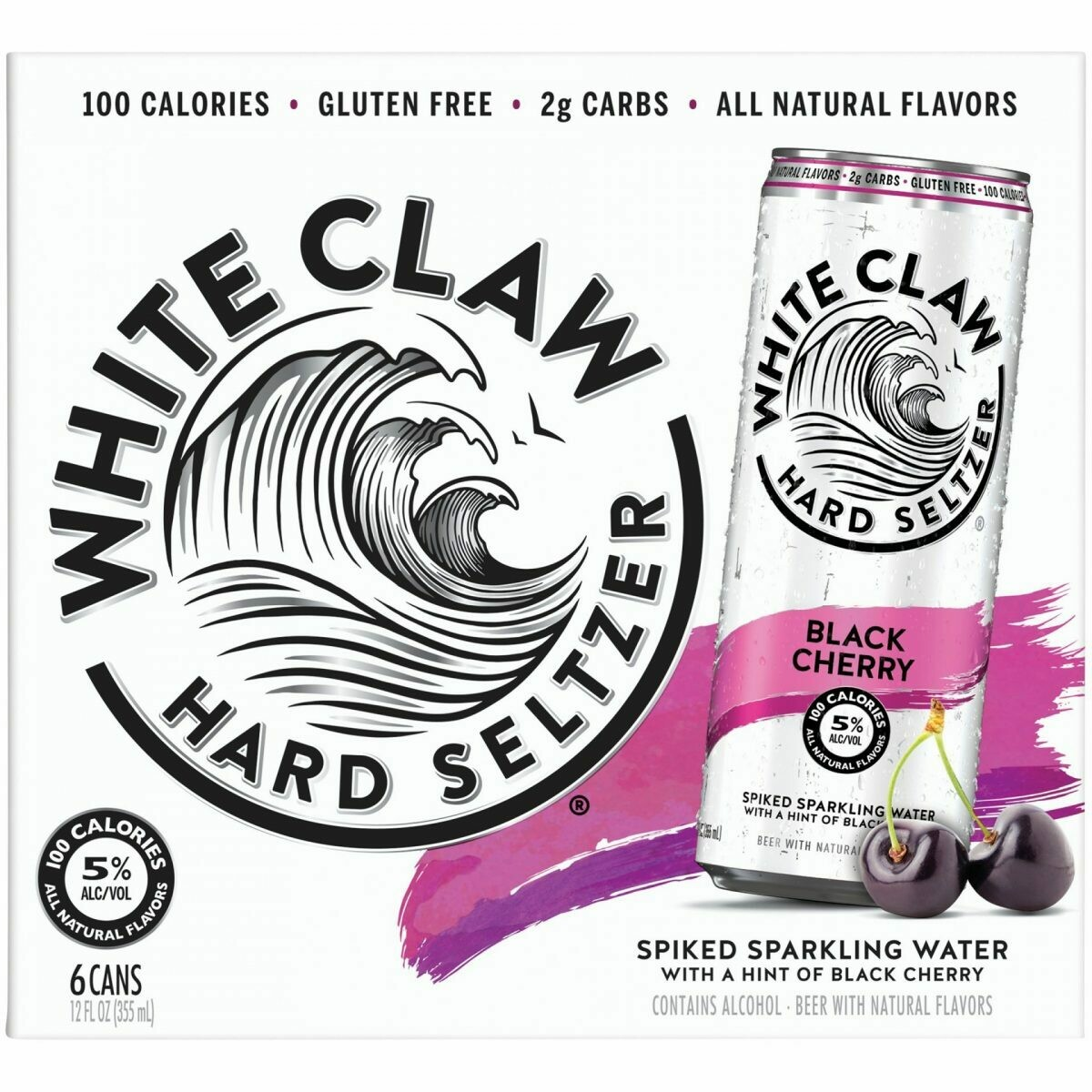 White Claw 6-pack