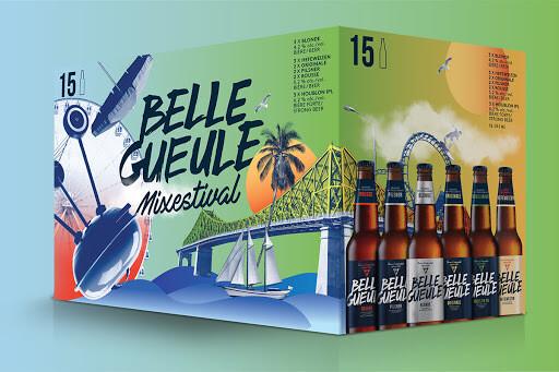 Belle Gueule mixte estival 20,99$