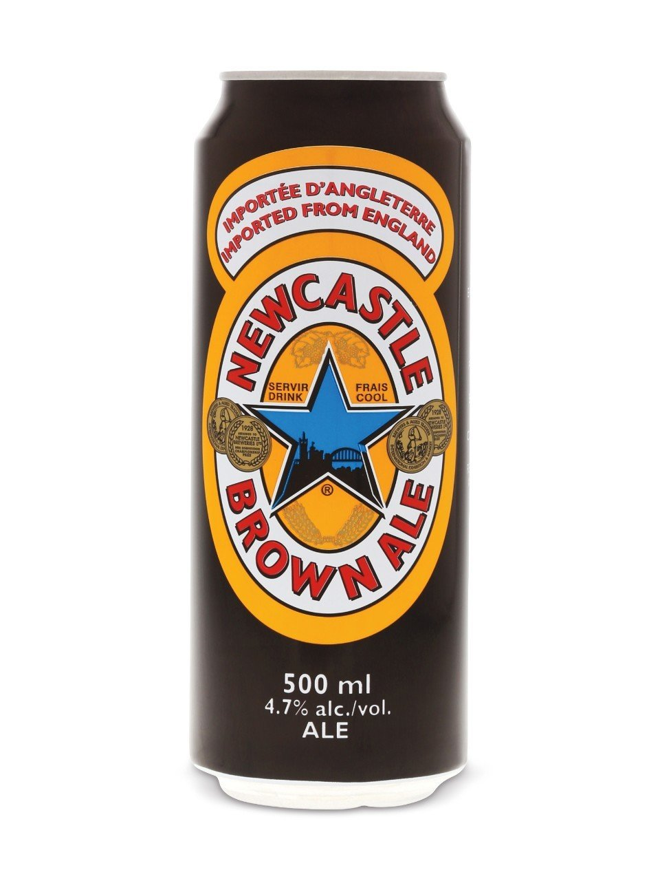 New Castle Brown 3.69$