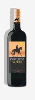 Caballero de Chile Rouge 13.97$