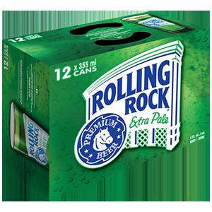 Rolling Rock 16.99$