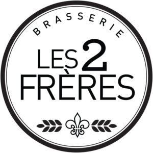 Brasserie les 2 Frères 500ML 5,99$
