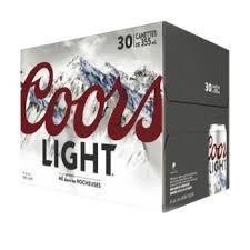 Coors Light 37.99$