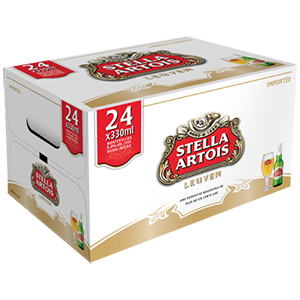 Stella Artois 36.99$