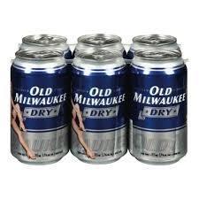 Old Milwaukee Dry 8,99$