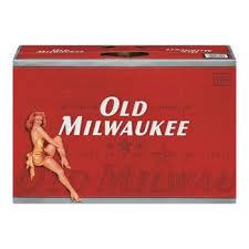 Old Milwaukee 15.99$
