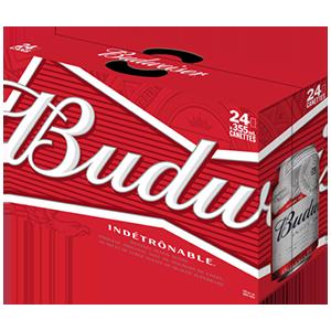 Budweiser 33.99$