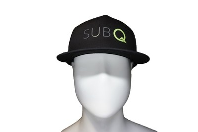SubQ Flat Billed Snap Back