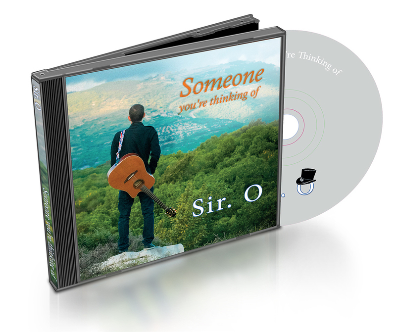 Someone You're Thinking Of (EP) // SIGNED CD //