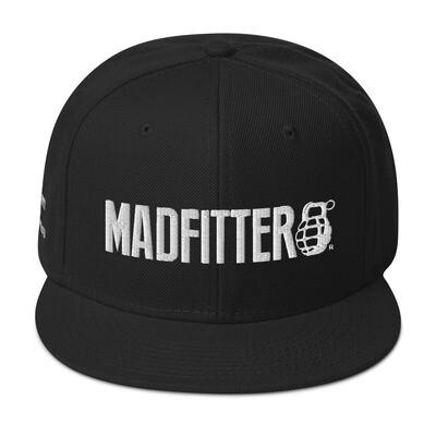 MadFitter Snapback Hat