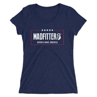 MadFitter 2020 Ladies' short sleeve t-shirt