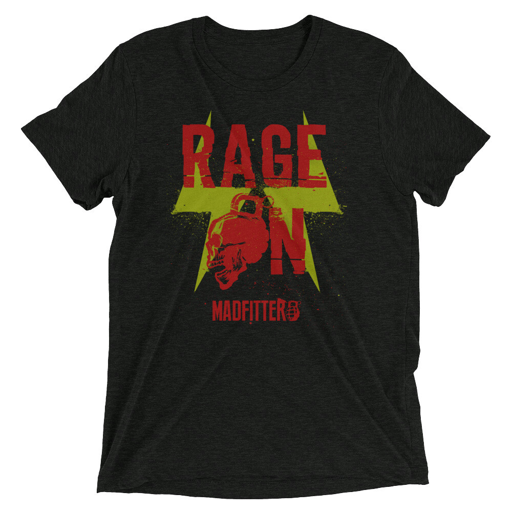 Rage On Short sleeve t-shirt