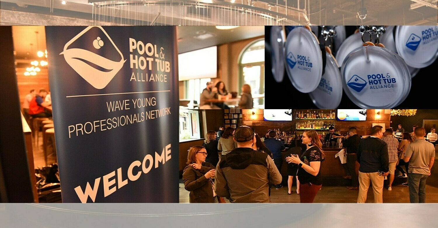 2020 Wave Reception with Drinks & Appetizers