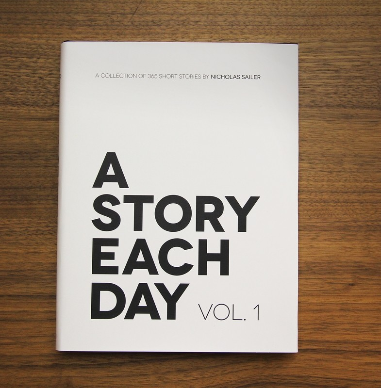 A Story Each Day   Volume 1