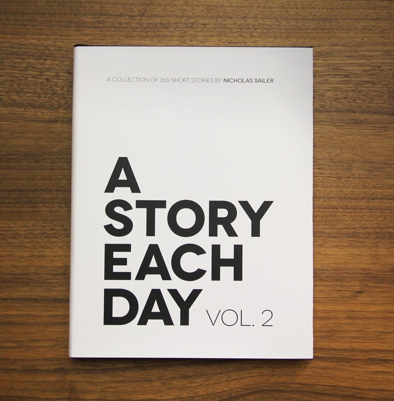 A Story Each Day   Volume 2